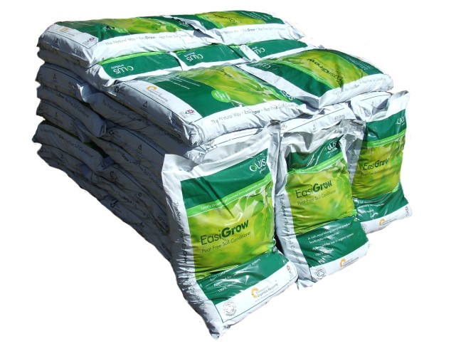 Soil association approved for Compost soil bags
